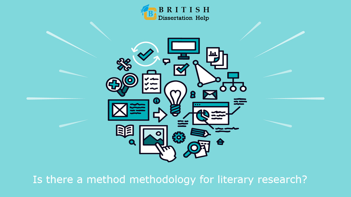 Is there a method methodology for literary research?