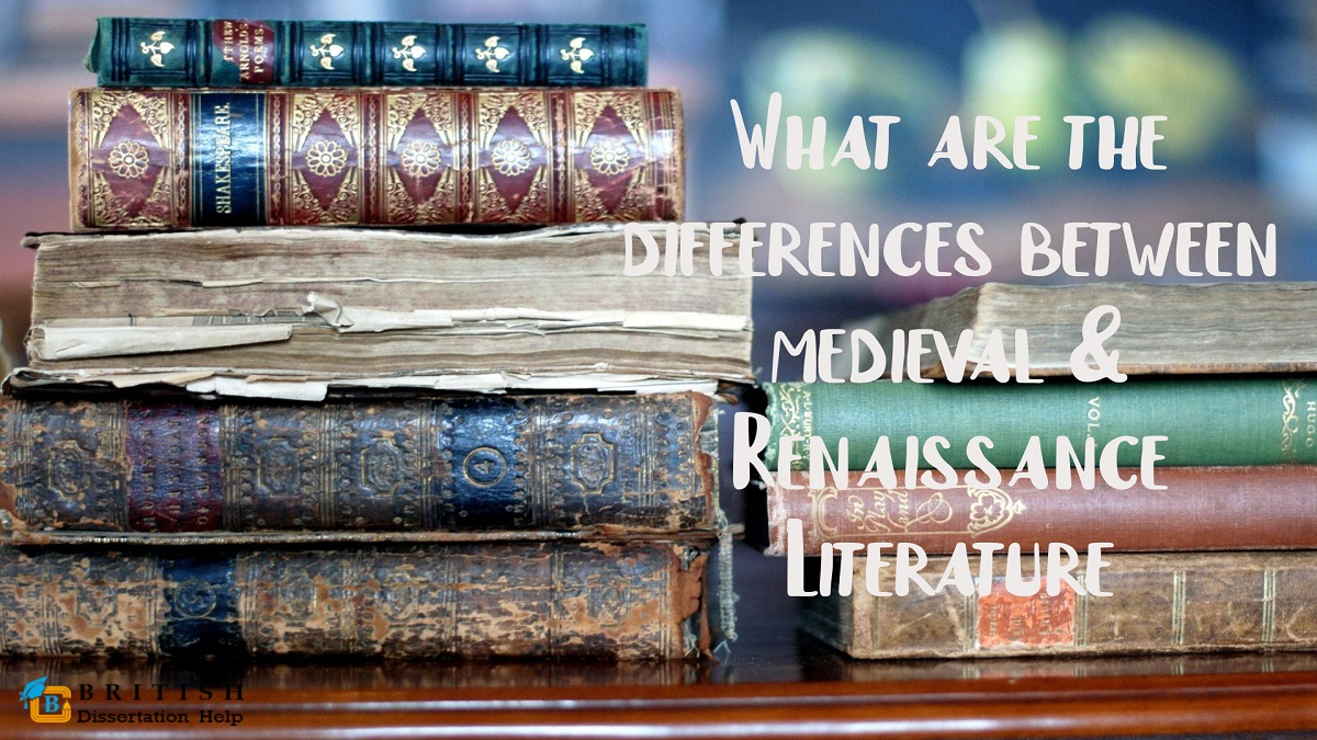 What Are The Differences Between Medieval & Renaissance Literature